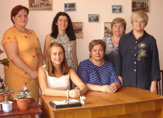 Методичний відділ ЦТЮД у м. Тернопіль