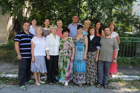 Музично-естетичний відділ ЦТЮД м. Тернопіль